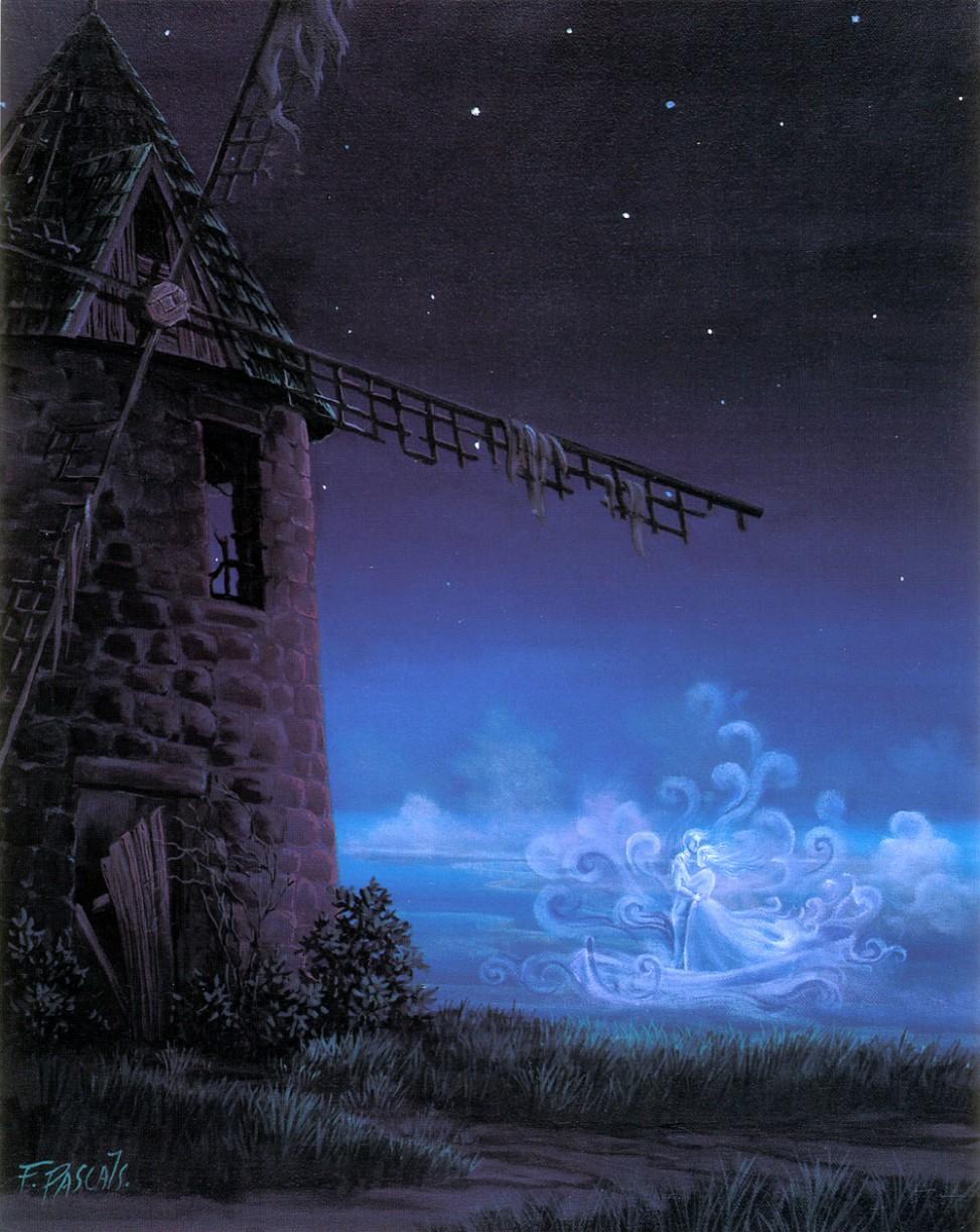 La Légende des vieux moulins