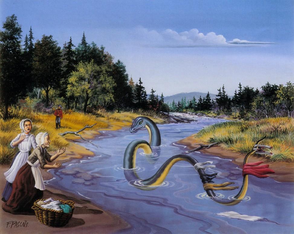 Le Grand Serpent de mer