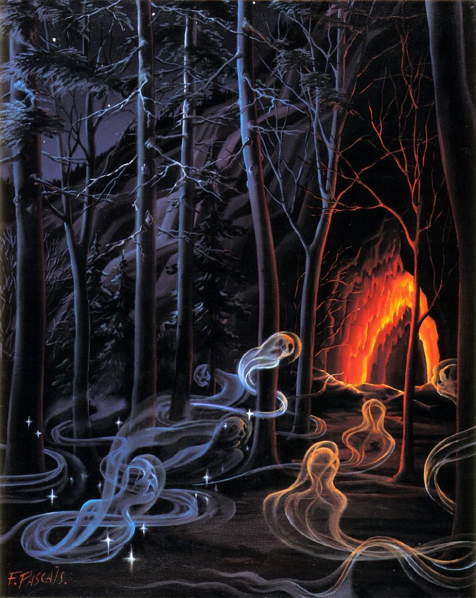 La Caverne des esprits