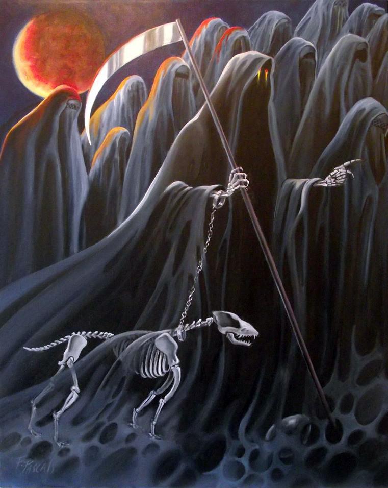 La mort aussi est sans visage